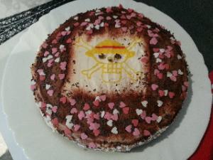 receta tarta one piece