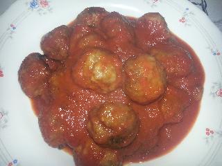 receta de albóndigas caseras