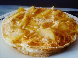 como hacer la tortilla de patatas en el microondas
