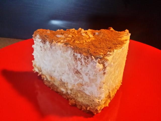 la mejor tarta fría de arroz con leche