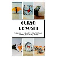 aprenderas hacer sushi en el curso de sushi