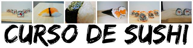 curso de sushi gratis