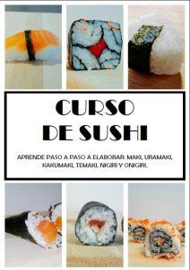 descargate el libro del curso de sushi