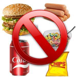 productos prohibido para perder peso