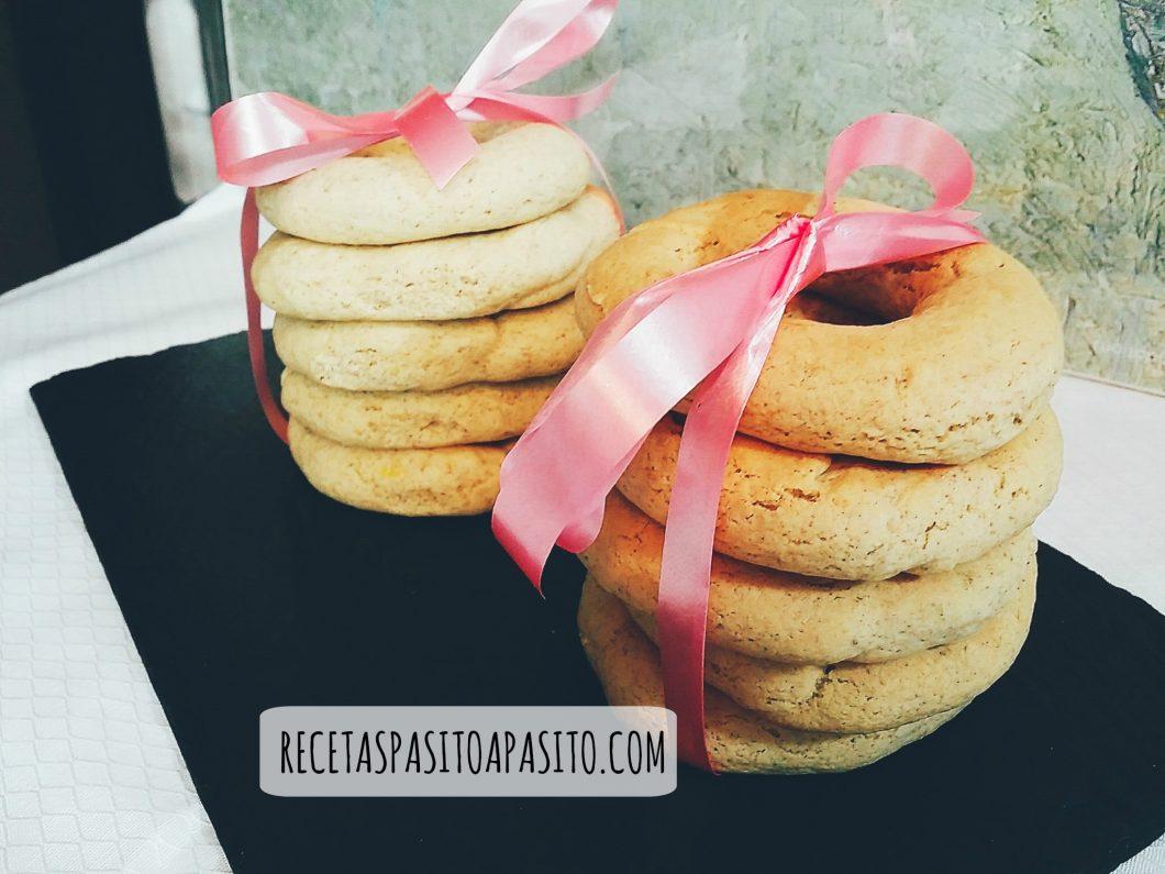 rosquillas tradicionales